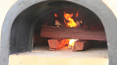Woodfired3 Stock Footage