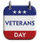 Veterans Day - stock illustration