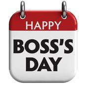 Boss's day Stock Illustration