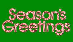 Stock Illustration of Season's Greetings