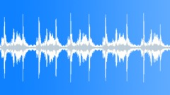 Fast metal press loop - sound effect