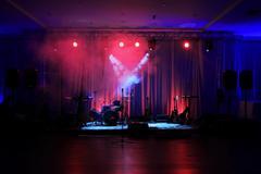 Stage valot Kuvituskuvat