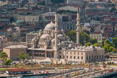 Uusi moskeija Istanbul Turkki Kuvituskuvat