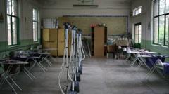 Beijing VoTech Laundry 4 Stock Footage