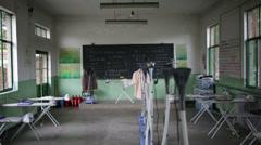 Beijing VoTech Laundry 1 WS Stock Footage