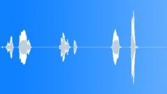 Glass squeak screech - 3 variations Sound Effect