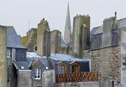 Stock Photo of saint-malo