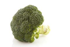fresh brocoli - stock photo