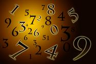 Stock Illustration of numerology (the ancient science).
