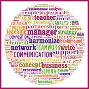Business teamwork concept Stock Illustration