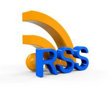 Rss icon Stock Photos