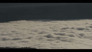 Stock Video Footage of Sea of Fog 02 (Timelapse)
