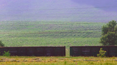 Countryside scene Stock Footage
