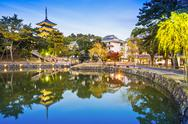 Stock Photo of nara, japan
