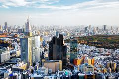 Shinjuku Stock Photos