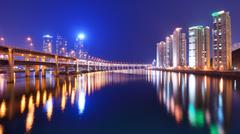 Stock Photo of busan cityscape
