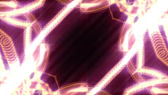Stock Video Footage of Motion abstract, futuristic light ornaments, HD 1080p, loop.
