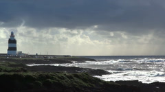 Storm Sea 2 Stock Footage