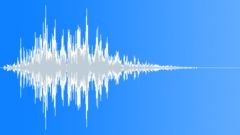 Mutant bite whirr - sound effect