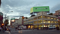 Meatpacking District in New York City Stock Footage