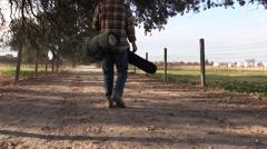 Cowboy Stock Footage