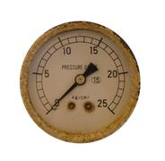 pressure gauge - stock photo