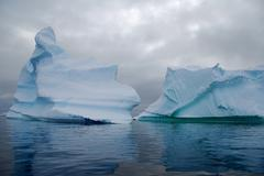 Stock Photo of iceberg