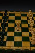 chess attack - stock illustration