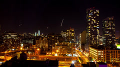 NY TIme Lapse 02 - stock footage