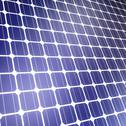 Stock Illustration of Solar panel background