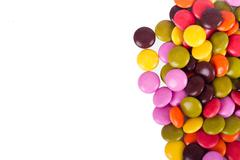 Stock Photo of colorful sugar candy