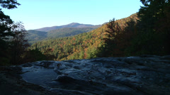 Great Smoky Mountains in Autumn - stock footage
