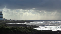 Stormy Sea 2 Stock Footage