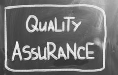Stock Illustration of quality assurance concept