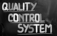 Stock Illustration of quality control system concept
