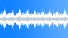 Empty concrete mixer machine 01 (loopable) - sound effect