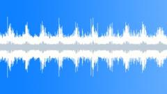 Empty concrete mixer machine 02 (loopable) - sound effect