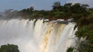 Stock Video Footage of Iguazu Falls_0089