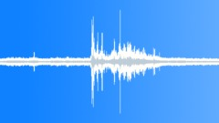 Medium rain, thunder 01 (loopable) - sound effect