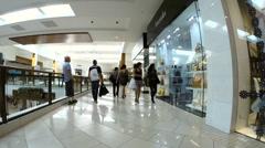 Aventura Mall Stock Footage