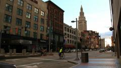 Cleveland Day Timelapse 1 Stock Footage