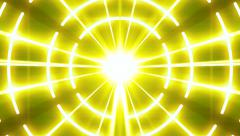 Box-shaped rotating lights 24 Stock Footage