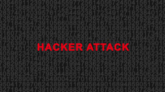 HACKER ATTACK - HD Stock Footage