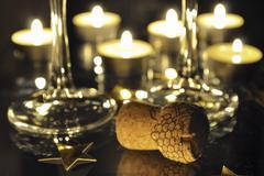 champaign celebration - stock photo