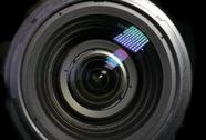 Stock Photo of camera lens