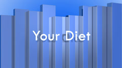 Your Diet Stock Footage