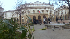 La Scala Stock Footage