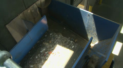 Transporting recyclables (7 of 10) Stock Footage