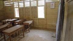 Jungle School, Indonesia Stock Footage