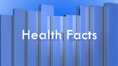 Health Facts Stock Footage
